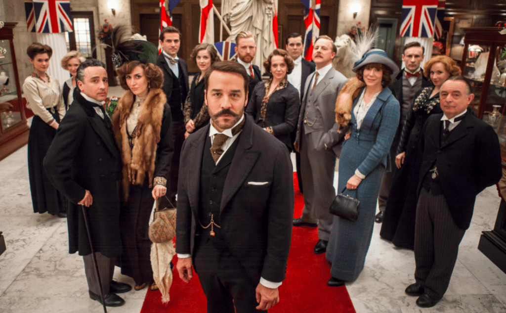 Мистер Селфридж/Mr Selfridge